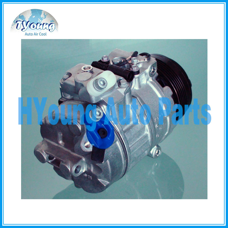 CSV511 auto ac compressor for BMW E38 E39 64526910458